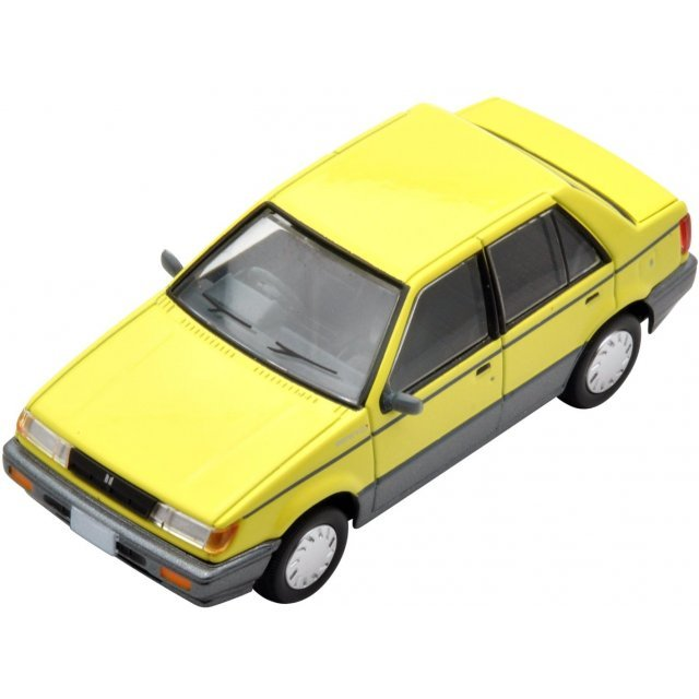 Tomica Limited Vintage NEO 1/64 Scale Model: TLV-N125b Isuzu Gemini Patio Yellow