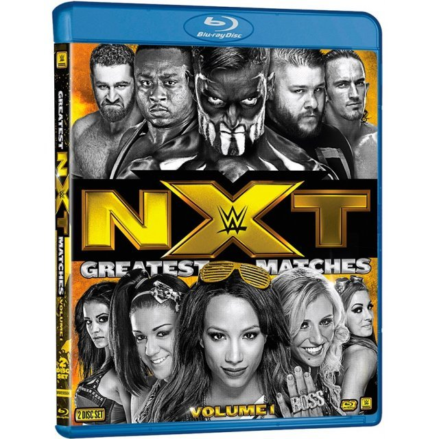 Wwe: NXTS Greatest Matches Volume 1