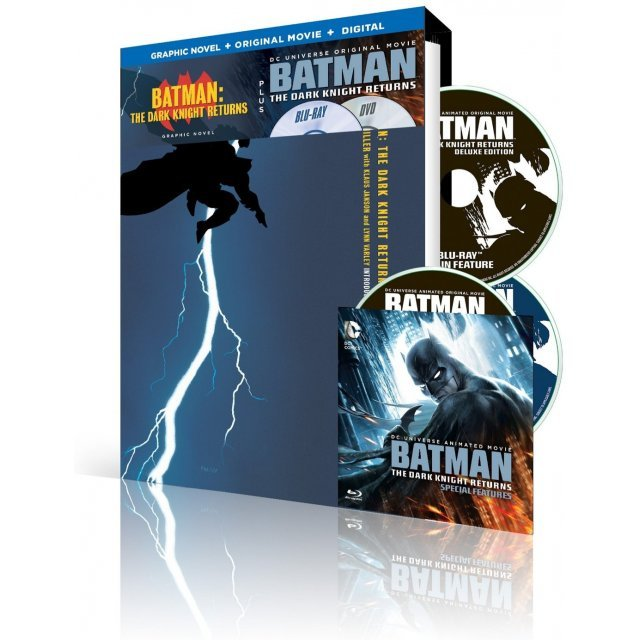 Batman: The Dark Knight Returns / Batman: The Dark Knight Returns Graphic Novel