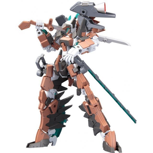 Frame Arms 1/100 Scale Model Kit: RF-Ex10 Vulture Kai
