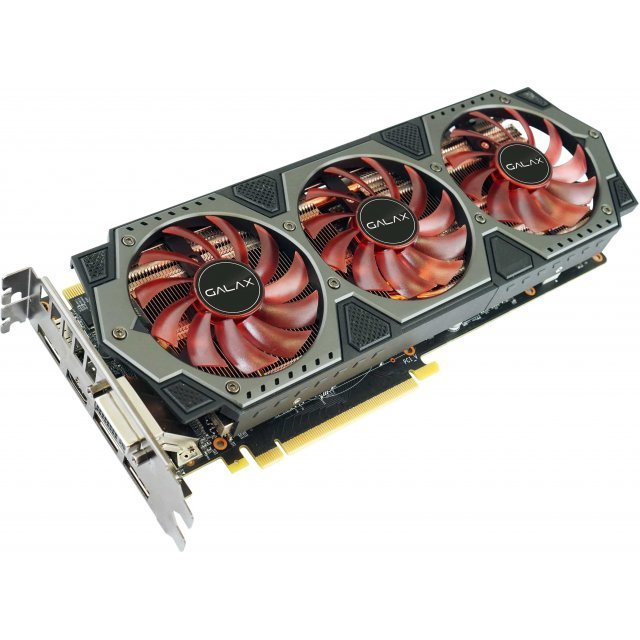 GALAX GeForce GTX 980 SOC, 4GB GDDR5