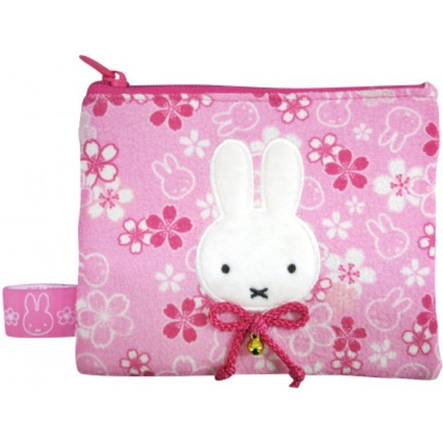 Japanesque Miffy Sakura Tissue Pouch