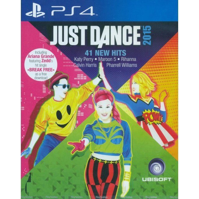 Just Dance 2015 (Greatest Hits) (English)