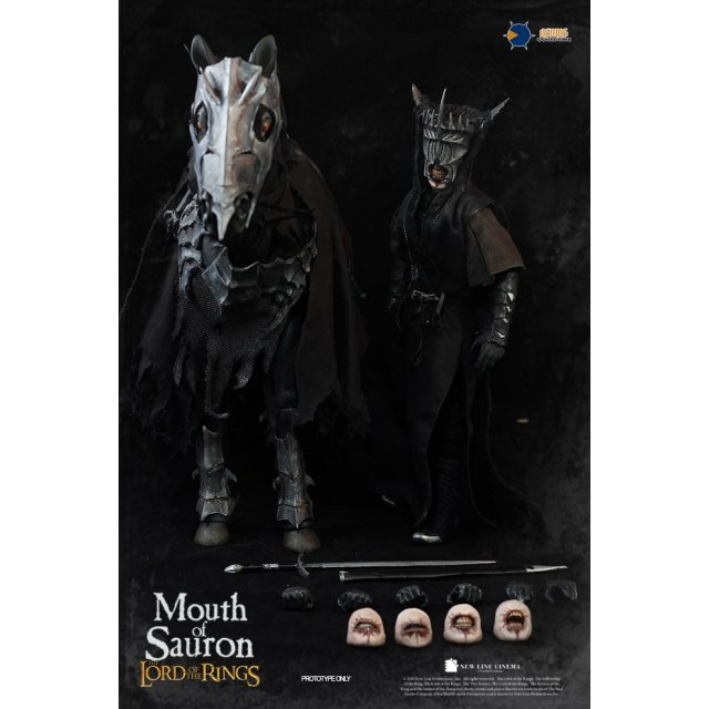 The Lord of the Rings Return of the King 1/6 Scale Collectible Figure: Mouth of Sauron