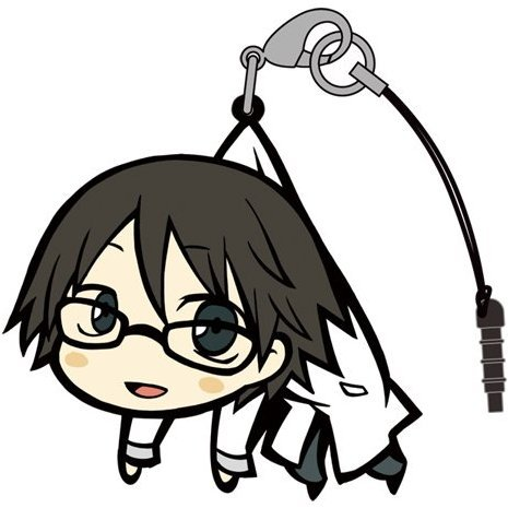 Durarara!!x2 Tsumamare Strap: Kishitani Shinra (Re-run)