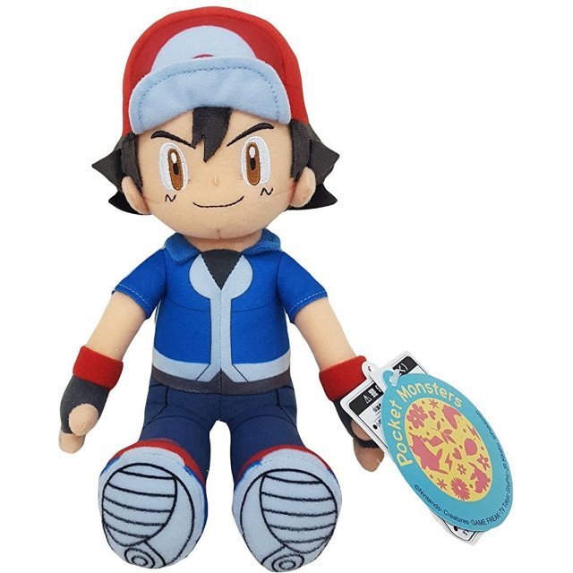 Pokemon Plush Doll: Ash