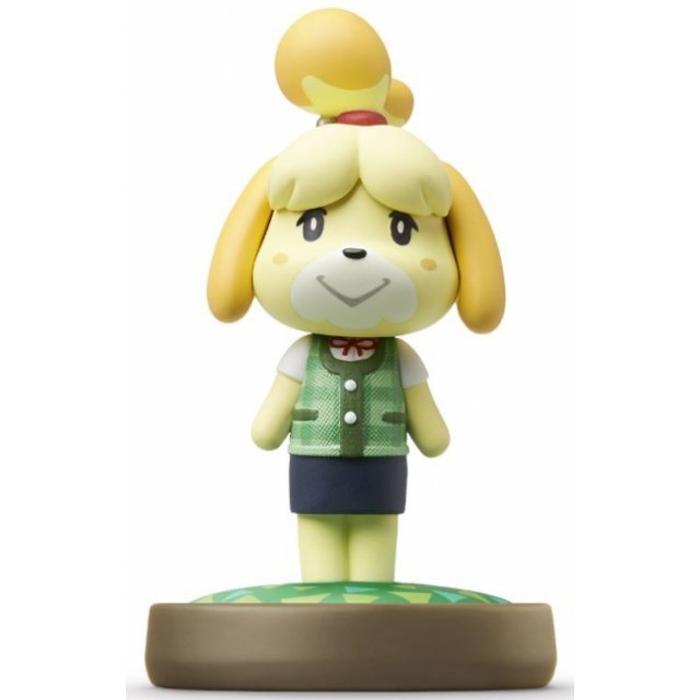 amiibo Animal Crossing Series Figure (Isabelle Summer Clothes)