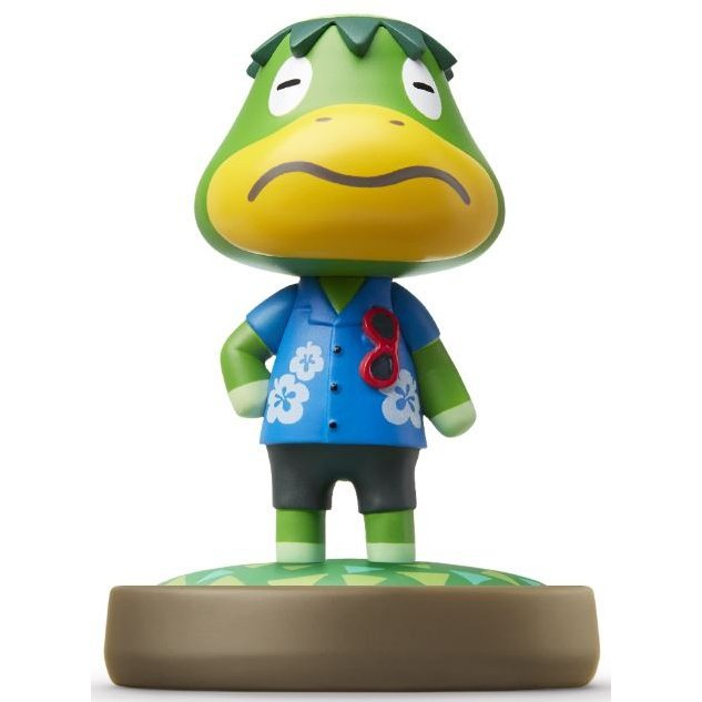 amiibo Animal Crossing Series Figure (Kapp'n)