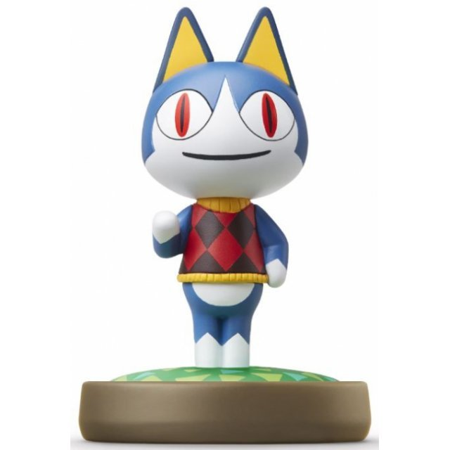 amiibo Animal Crossing Series Figure (Rover)