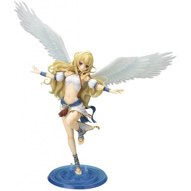 Breath of Fire 6 Guardians of the White Dragon 1/8 Scale Pre-Painted Figure: Nina
