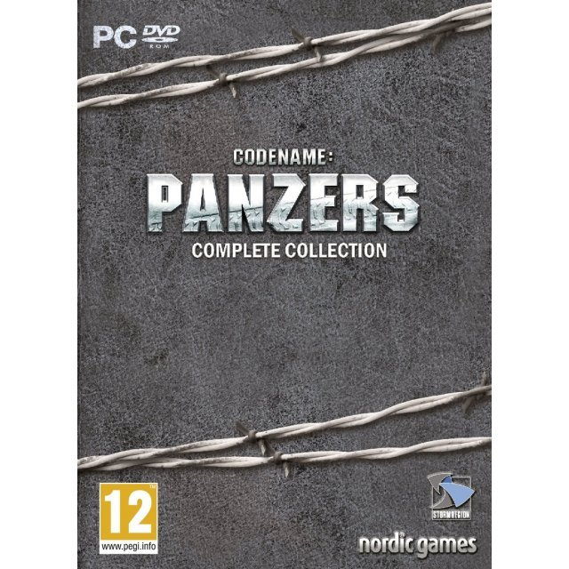Codename: Panzers Complete Collection (DVD-ROM)
