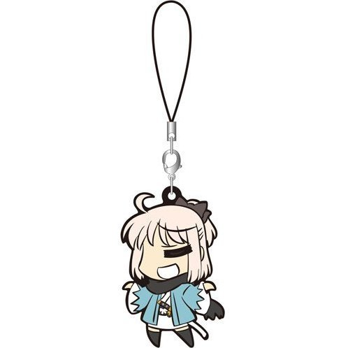Fate/Grand Order Gudaguda Rubber Strap: Vol. 4 Okita