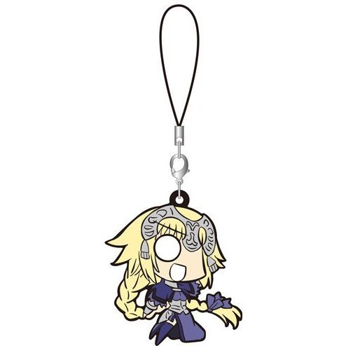 Fate/Grand Order Gudaguda Rubber Strap: Vol. 5 Orleans no Otome