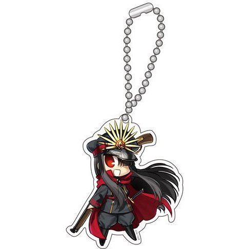 Fate/Grand Order Key Chain: Archer/Nobunaga Oda (Nobbu)