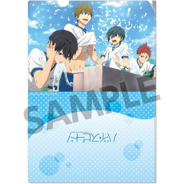 High Speed! -Free! Starting Days- Clear File: B