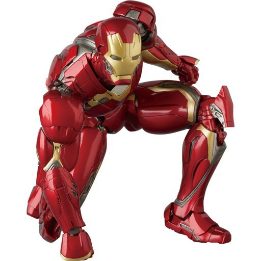 MAFEX The Avengers Age of Ultron: Iron Man Mark 45