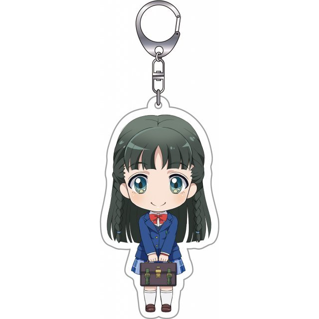 Nendoroid Plus Please Tell Me! Galko-chan Acrylic Key Chain: Ojo