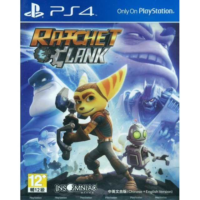 Ratchet & Clank (English & Chinese Subs)