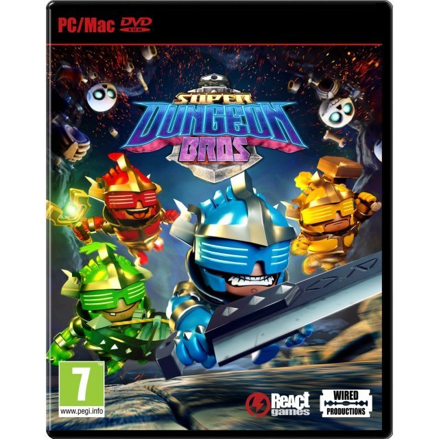 Super Dungeon Bros (DVD-ROM)