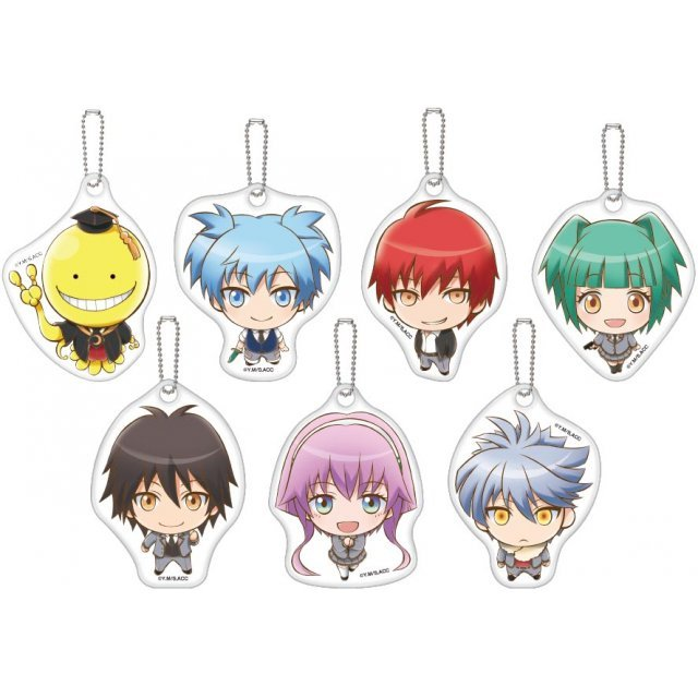 Assassination Classroom Miagete Mascot (Set of 7 pieces)