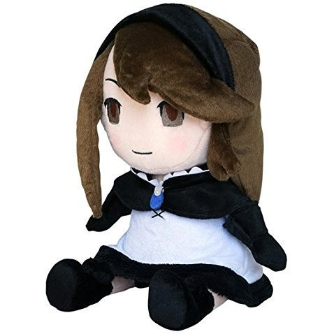 Bravely Default Flying Fairy Sitting Plush: Agnes Oblige