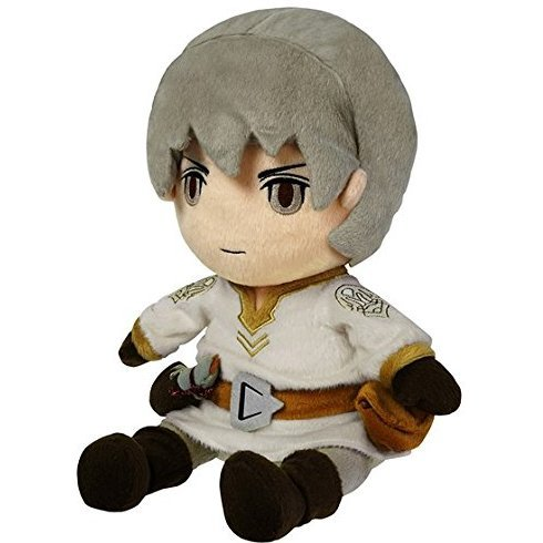 Bravely Default Flying Fairy Sitting Plush: Tiz Arrior