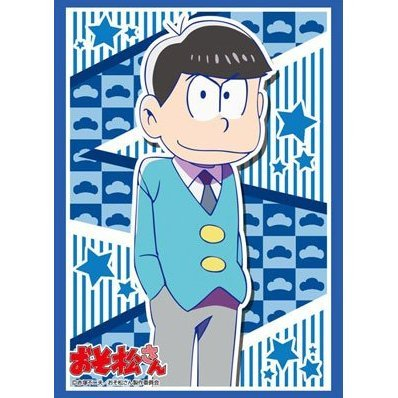 Bushiroad Sleeve Collection High-grade Vol. 1014 Osomatsu-san: Karamatsu