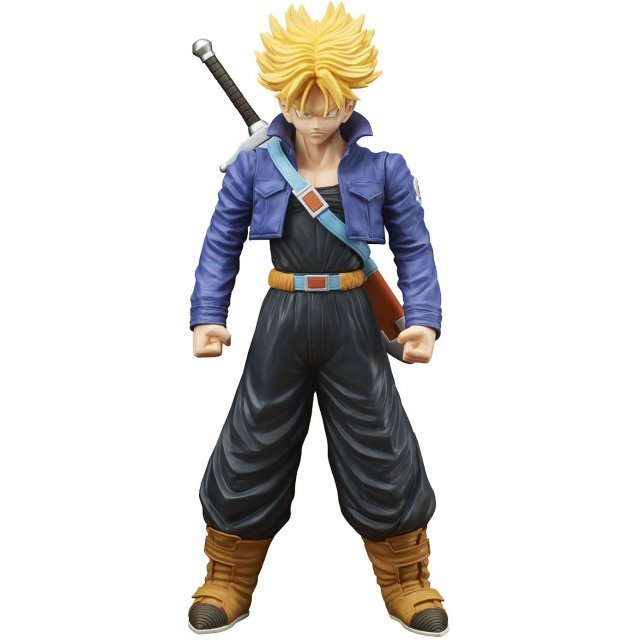 Dragon Ball Z Gigantic Series: Super Saiyan Trunks