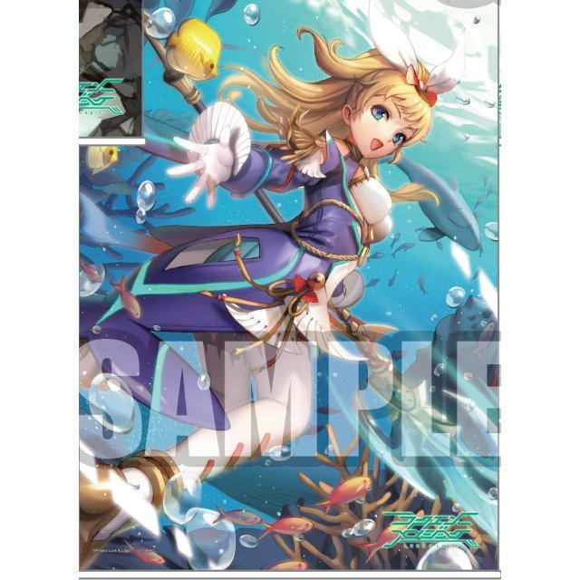 Luck & Logic A2 Wall Scroll: Arata na Deai Chloe