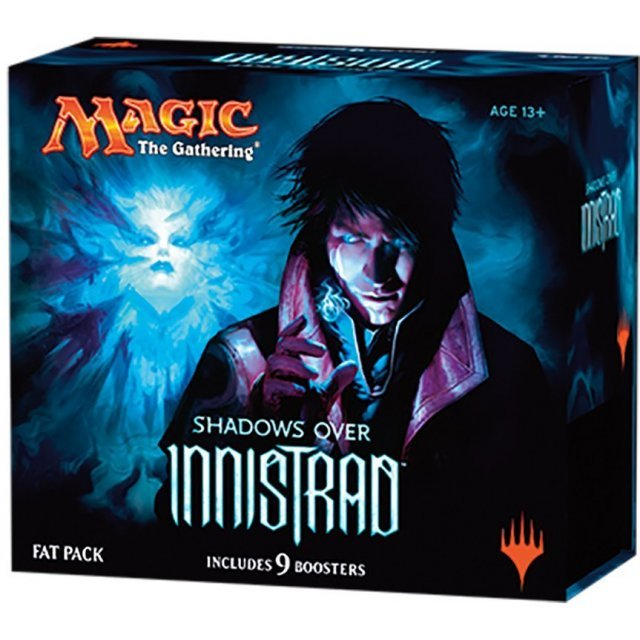 Magic: The Gathering Shadows Over Innistrad Fat Pack (English Ver.)