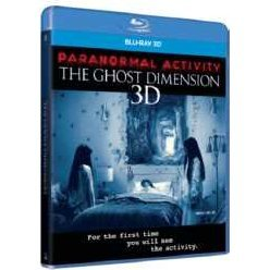 Paranormal Activity: The Ghost Dimension [3D]