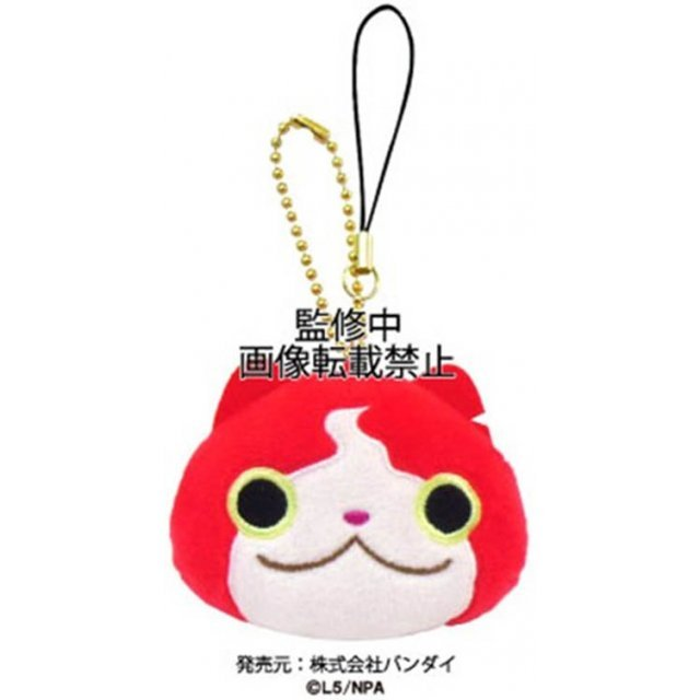 Youkai Watch Punitto Mascot with Cleaner: Jibanyan