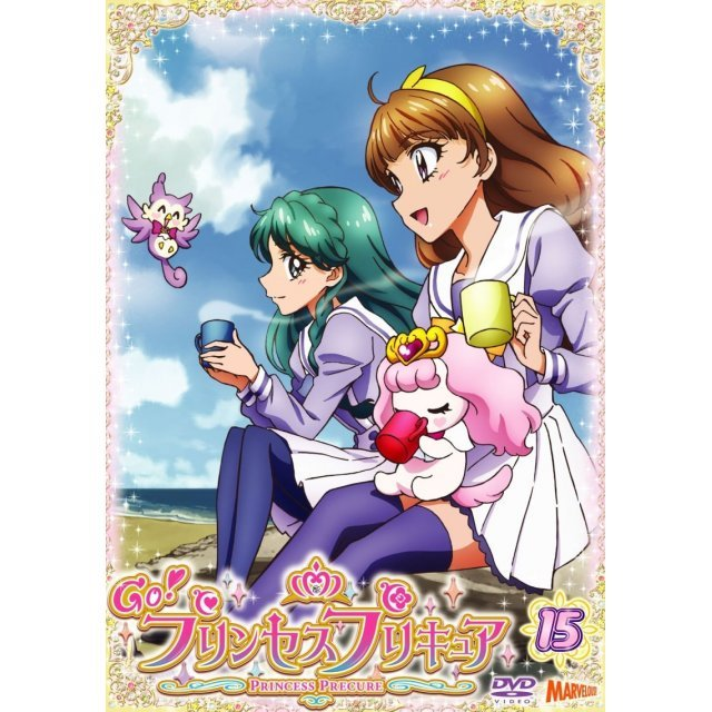 Go Princess Precure Vol.15