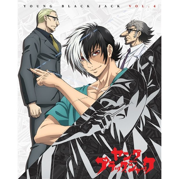 Young Black Jack Vol.4 [Limited Edition]