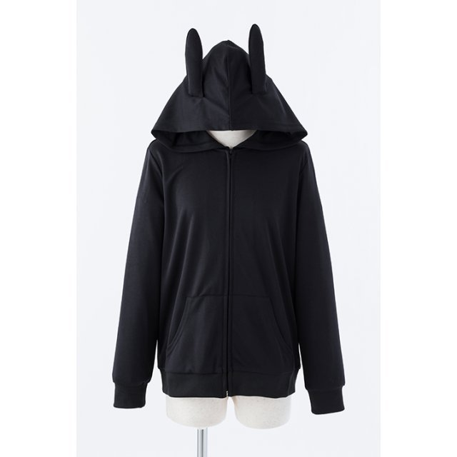Black Rabbit Parka