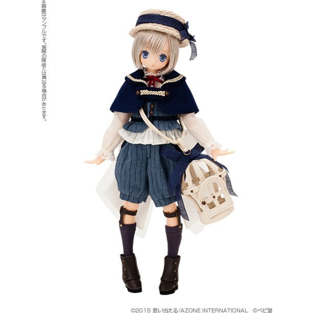 EX Cute Family 1/6 Scale Fashion Doll: Otogi no Kuni / Blue Bird Sorane