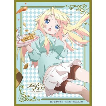 Lance N Masques Chara Sleeve Collection Mat Series No. MT224: Alice Cleveland