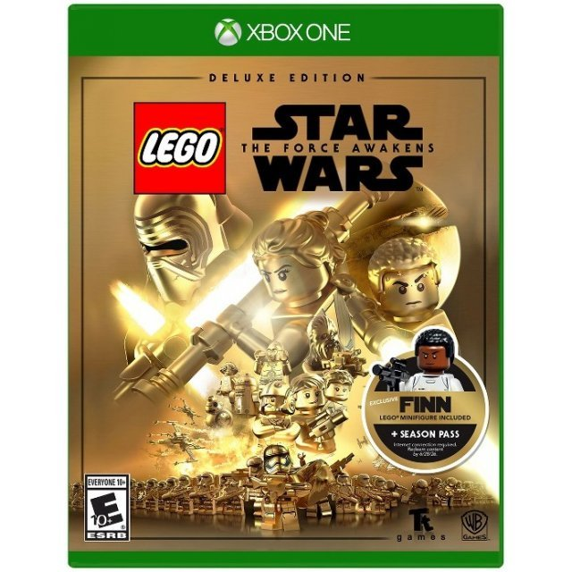 LEGO Star Wars: The Force Awakens [Deluxe Edition]