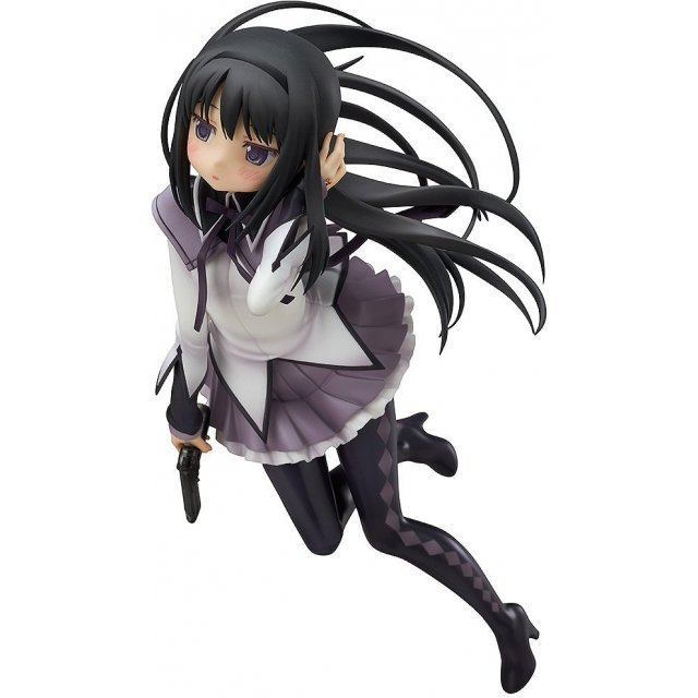 Puella Magi Madoka Magica the Movie 1/8 Scale Pre-Painted Figure: Homura Akemi - The Beginning Story / The Everlasting