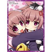 Sengoku Koihime Nexnet Girls Sleeve Collection Vol. 052: Karasu & Suzume