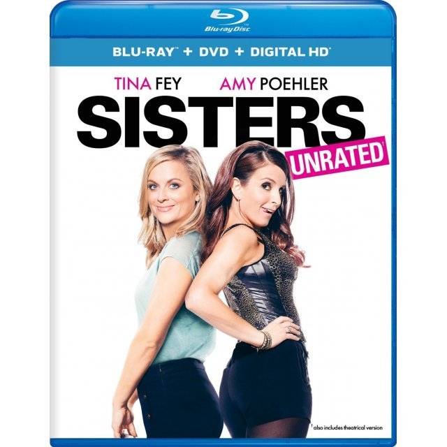 Sisters [Blu-ray+DVD+Digital HD]