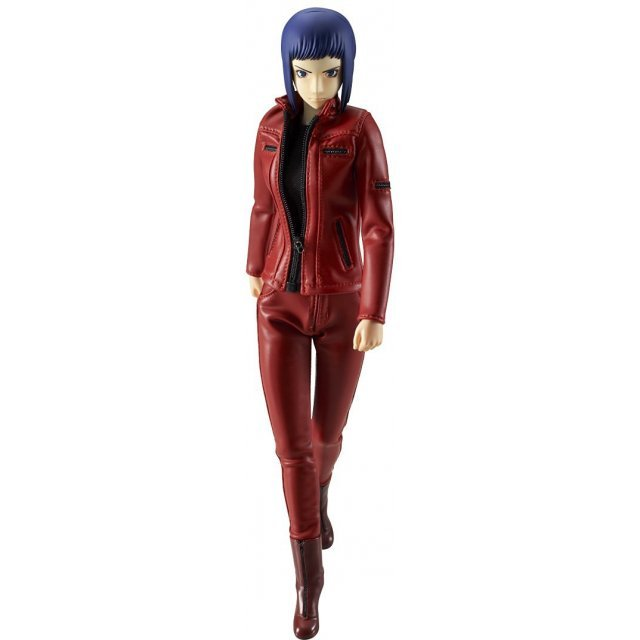 Universal Act Style Ghost in the Shell The Movie 1/6 Scale Figure: Kusanagi Motoko