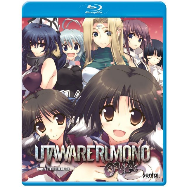 Utawarerumono OVA Complete Collection