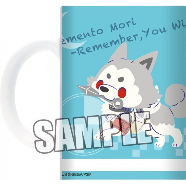 chipicco Persona 3 the Movie Full Color Mug