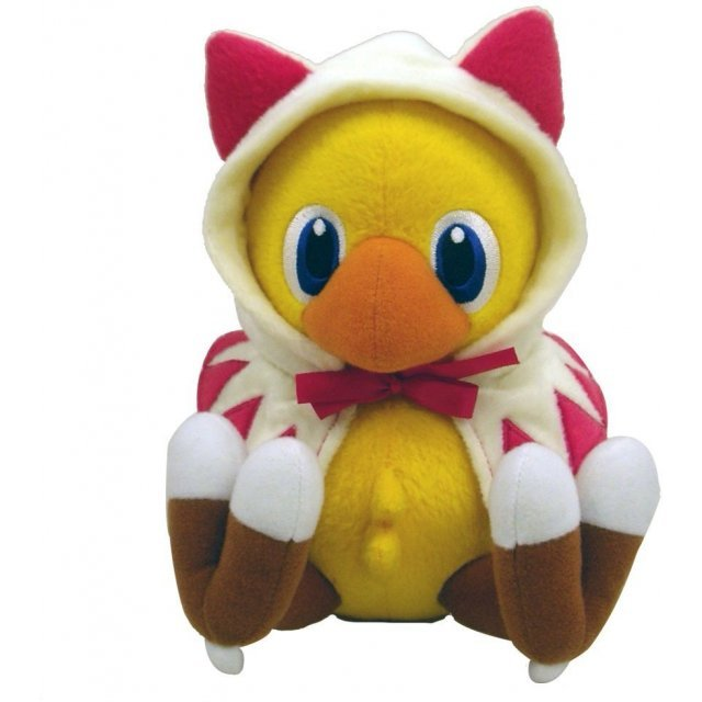 Chocobo Mystery Dungeon Plush: White Mage (Re-run)