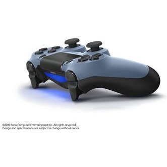 DualShock 4 (Gray Blue)