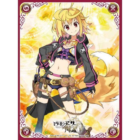 Million Arthur TCG Official Card Sleeve: Tozoku Arthur
