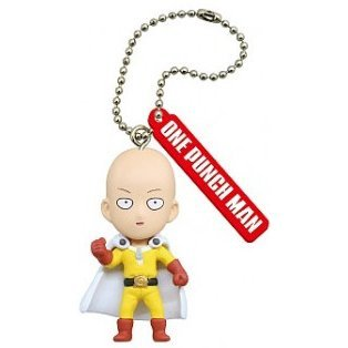 One-Punch Man Figure Key Chain (Random Single)