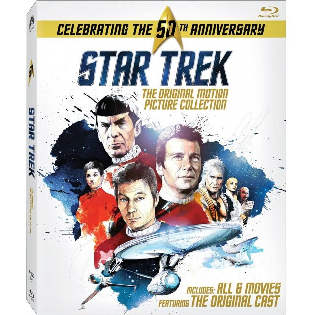 Star Trek: Original Motion Picture 50th Anniversary Collection