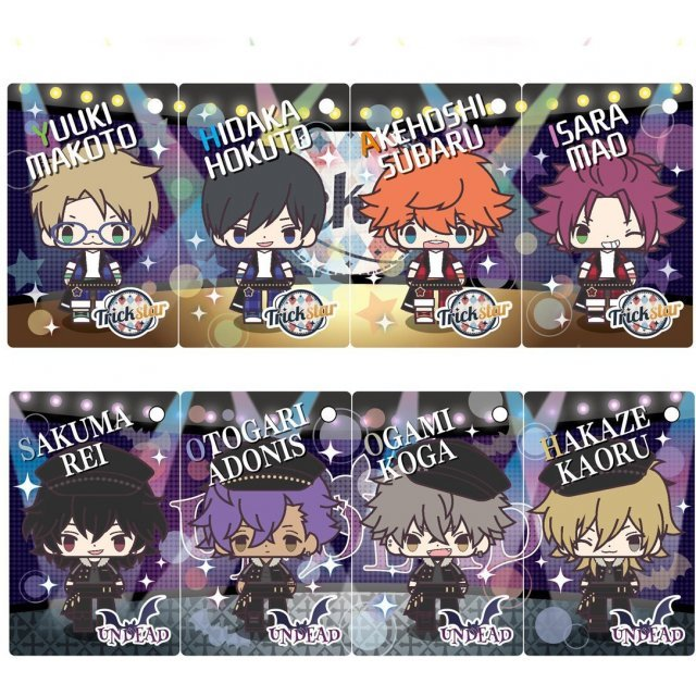 Koedarize Accessory Series Ensemble Stars! Vol.2 Bromide Keychain (Set of 10 pieces)